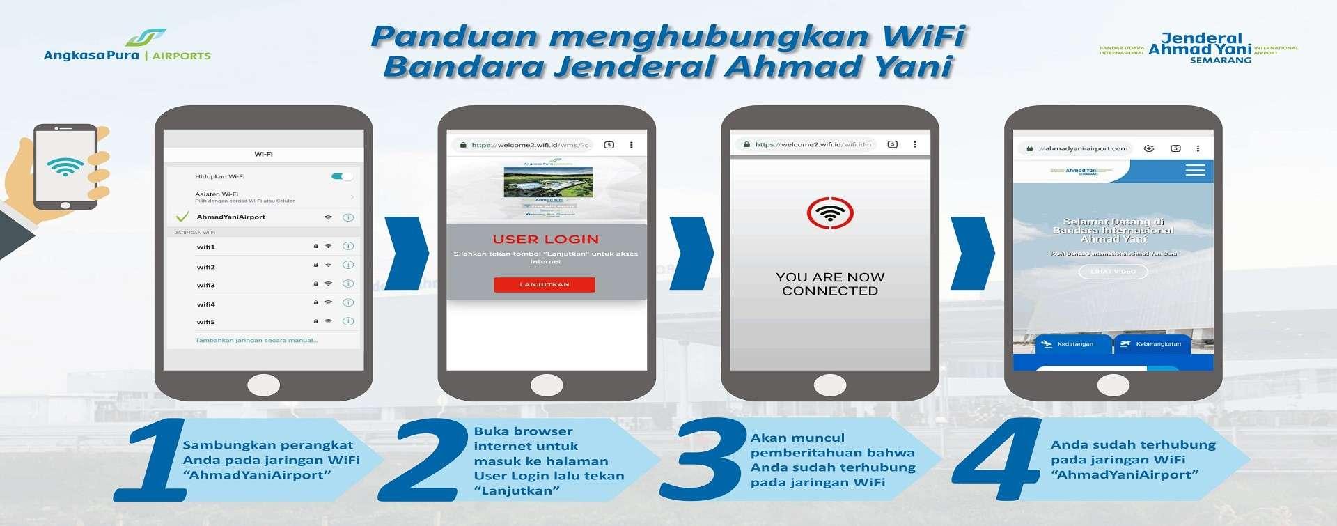 Ahmad Yani International Airport Semarang